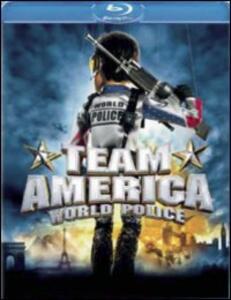 Team America. World Police di Trey Parker - Blu-ray