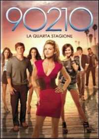 Cover Dvd 90210. Stagione 4 (DVD)