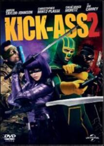 Kick-Ass 2 di Jeff Wadlow - DVD