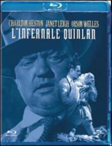 L' infernale Quinlan di Orson Welles - Blu-ray