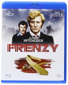 Frenzy di Alfred Hitchcock - Blu-ray