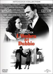 L' ombra del dubbio di Alfred Hitchcock - Blu-ray