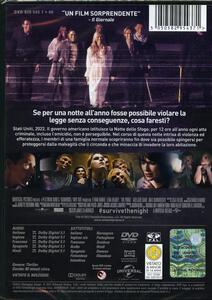 La notte del giudizio di James DeMonaco - DVD - 2