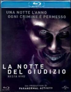 La notte del giudizio di James DeMonaco - Blu-ray