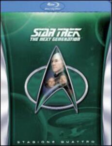 Star Trek. The Next Generation. Stagione 4 (6 Blu-ray) - Blu-ray
