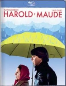 Harold e Maude di Hal Ashby - Blu-ray