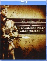 Cover Dvd cavaliere della valle solitaria (Blu-ray)