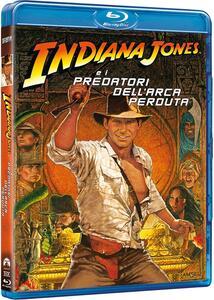 Indiana Jones e i predatori dell'arca perduta di Steven Spielberg - Blu-ray
