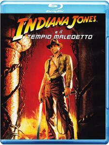 Indiana Jones e il tempio maledetto di Steven Spielberg - Blu-ray