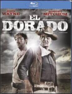 El Dorado (Blu-ray) di Howard Hawks - Blu-ray