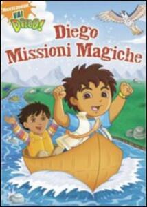 Vai Diego! Missioni magiche - DVD