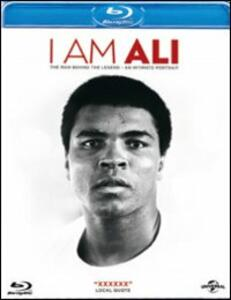 I am Ali di Clare Lewins - Blu-ray