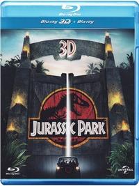 Cover Dvd Jurassic Park 3D (Blu-ray)