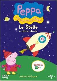 Cover Dvd Peppa Pig. Stelle e altre storie (DVD)
