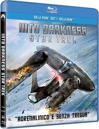 Cover Dvd Into Darkness. Star Trek 3D (Blu-ray)