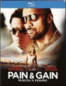 Pain & Gain. Muscoli e denaro di Michael Bay - Blu-ray