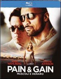 Cover Dvd Pain & Gain. Muscoli e denaro (Blu-ray)