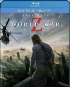 World War Z 3D (Blu-ray + Blu-ray 3D) di Marc Forster