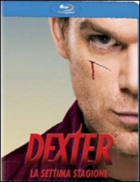 Cover Dvd Dexter. Stagione 7 (Blu-ray)