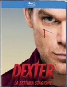 Dexter. Stagione 7 (4 Blu-ray) di John Dahl,Steve Shill,Holly Dale,Alik Sakharov - Blu-ray