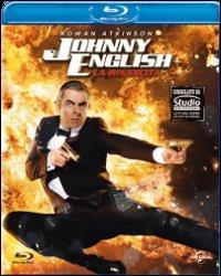 Cover Dvd Johnny English. La rinascita (Blu-ray)