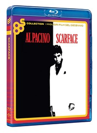 Cover Dvd Scarface (Blu-ray)