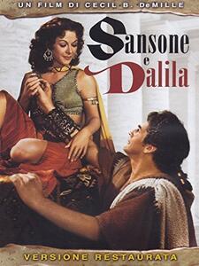Sansone e Dalila di Cecil B. De Mille - Blu-ray