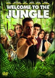 Welcome to the Jungle di Rob Meltzer - DVD