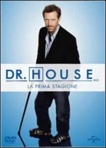 Dr. House. Medical Division. Stagione 1 (6 DVD) - DVD