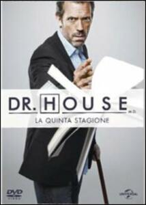 Dr. House. Medical Division. Stagione 5 (6 DVD) - DVD