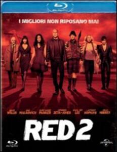 Red 2 di Dean Parisot - Blu-ray