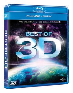 Best of 3D (Blu-ray + Blu-ray 3D)
