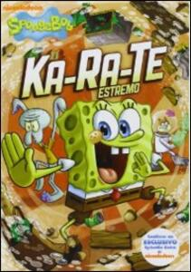 SpongeBob. Ka-ra-te estremo - DVD