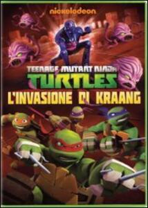 Teenage Mutant Ninja Turtles. L'invasione dei Kraang - DVD