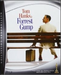 Cover Dvd Forrest Gump (Blu-ray)