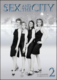 Cover Dvd Sex and the City. Stagione 02 (DVD)