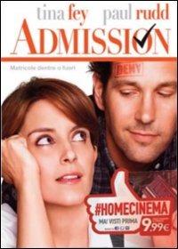 Cover Dvd Admission. Matricole dentro o fuori (DVD)