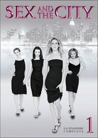 Cover Dvd Sex and the City. Stagione 01 (DVD)