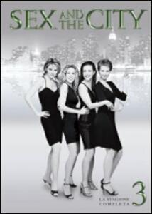 Sex and the City. Stagione 03 (3 DVD) - DVD