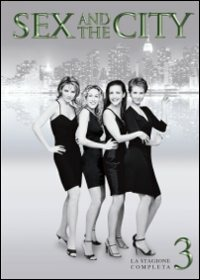 Cover Dvd Sex and the City. Stagione 03 (DVD)