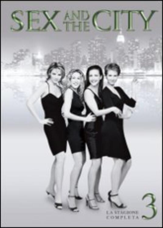 Sex and the City. Stagione 03 (3 DVD) di Michael Patrick King,Pam Thomas,Daniel Algrant - DVD