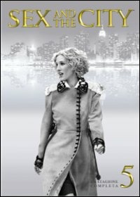 Cover Dvd Sex and the City. Stagione 05 (DVD)