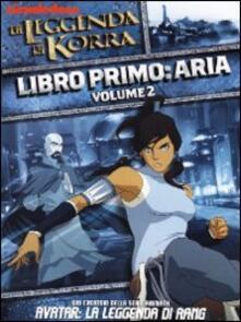 La leggenda di Korra. Libro 1. Aria. Vol. 2 - DVD