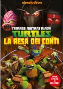 Teenage Mutant Ninja Turtles. Battaglia finale - DVD