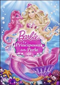 Barbie e la principessa delle perle - DVD
