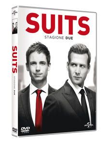 Suits. Stagione 2 (3 DVD) - DVD