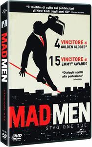 Mad Men. Stagione 2 (4 DVD) - DVD
