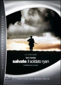 Cover Dvd Salvate il soldato Ryan (Blu-ray)