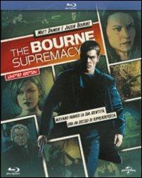 Cover Dvd Bourne Supremacy (Blu-ray)