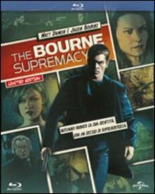 The Bourne Supremacy<span>.</span> Limited Reel Heroes Edition di Paul Greengrass - Blu-ray